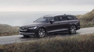 Volvo modernizovalo krásne modely S90 a V90