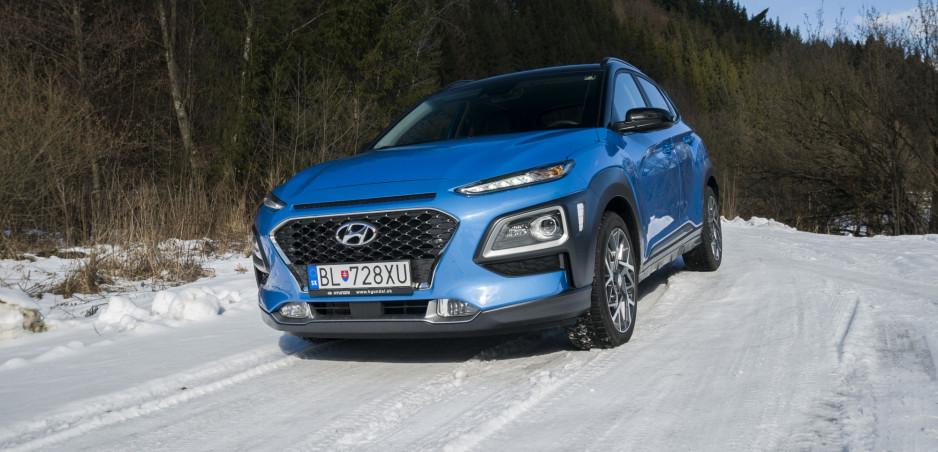 Test: Hyundai Kona Hybrid miluje mesto