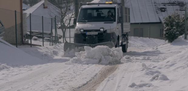 Test Mercedes-Benz Sprinter 316 CDI 4x4: Zahrali sme sa na cestárov