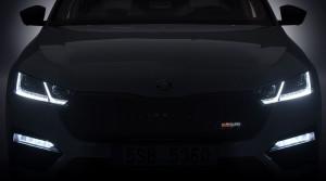 Hybridná Škoda Octavia RS iV láka vo videu na prvé detaily