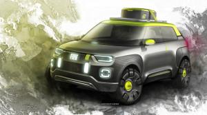 Fiat schválil elektromobil: Model Centoventi pôjde do výroby