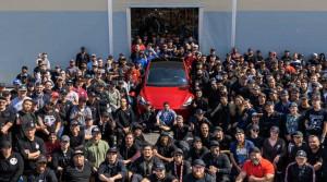Tesla vyrobila prvý milión áut. Zavŕšila ho Modelom Y