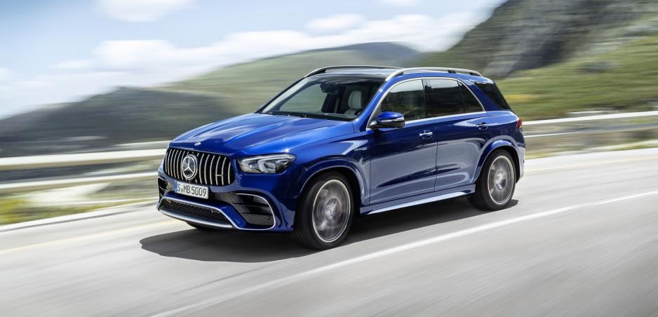Mercedes začal s predajom výkonných AMG modelov GLE a GLS, poznáme ich ceny