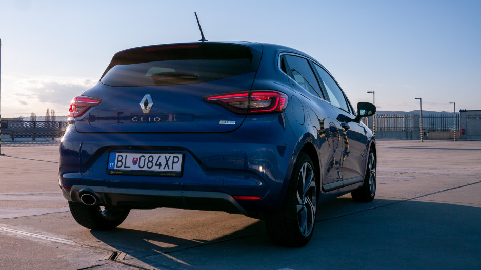 Renault Clio RS Line