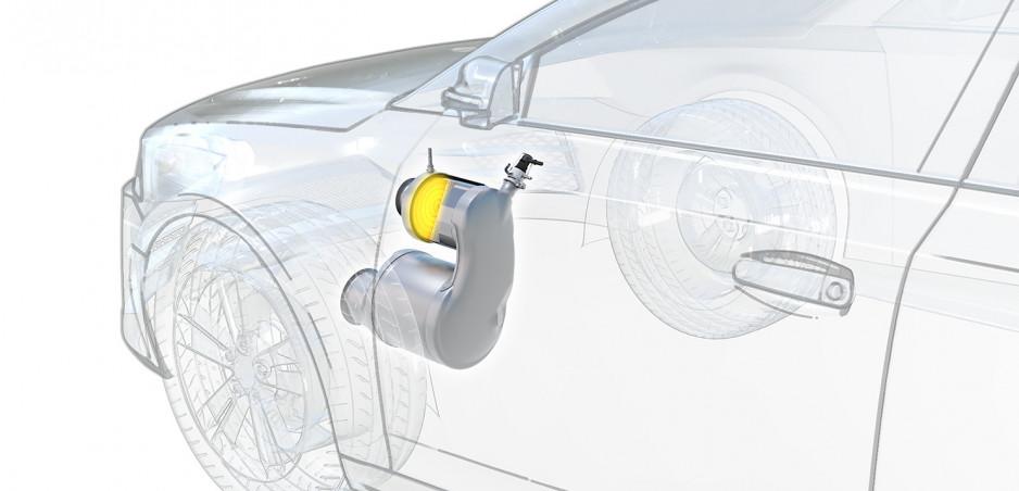 Nový, elektricky vyhrievaný katalyzátor pomôže nafťákom splniť Euro 7