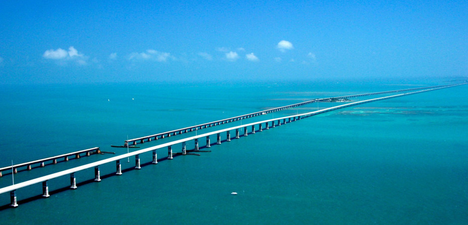 Najnebezpečnejšie mosty sveta 2: Sedemmíľový most na Floride