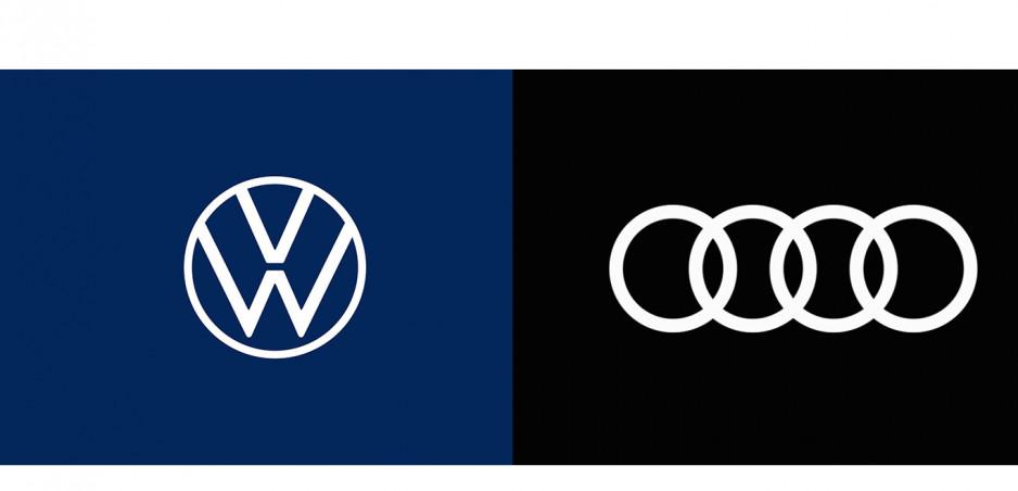 Volkswagen a Audi menia logo počas CoV-19. Apelujú na zodpovedný prístup
