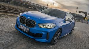 Test: BMW M135i skvele kopíruje terén