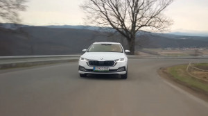 Test: Nová Škoda Octavia má lepšie jazdné vlastnosti
