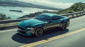 Ford oživí Mustang Mach 1 čoskoro. Potvrdzujú to uniknuté informácie