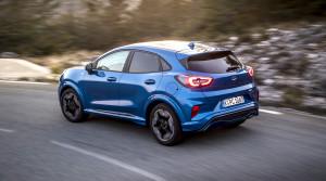 Ford spúšťa na Slovensku online predaj nového crossoveru Puma