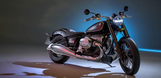 Pozrite si v galérii nový motocykel BMW R18