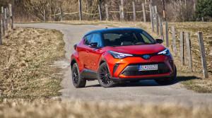 Test: Modernizovaná Toyota C-HR dostala silnejší hybridný pohon