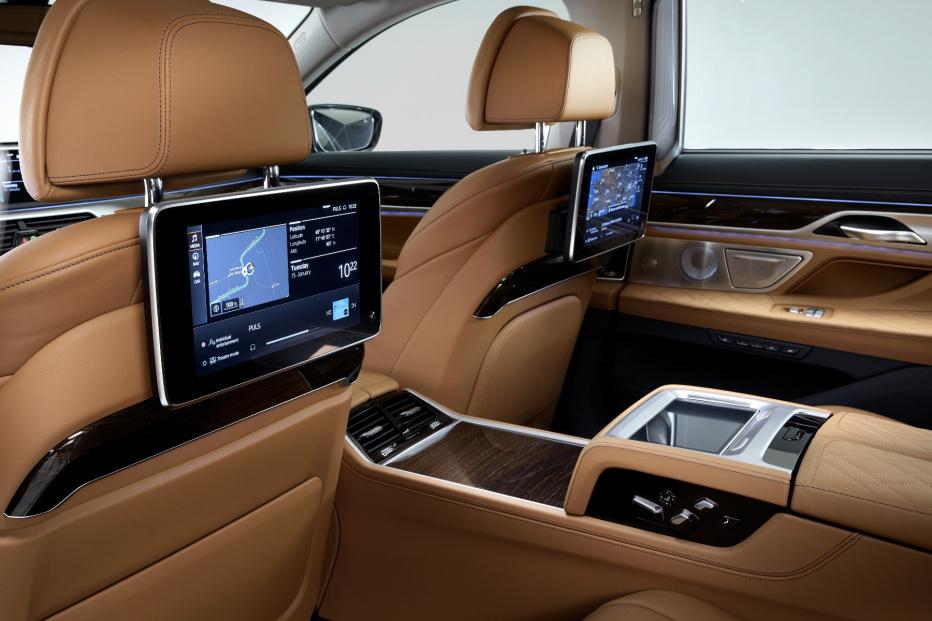 BMW radu 7