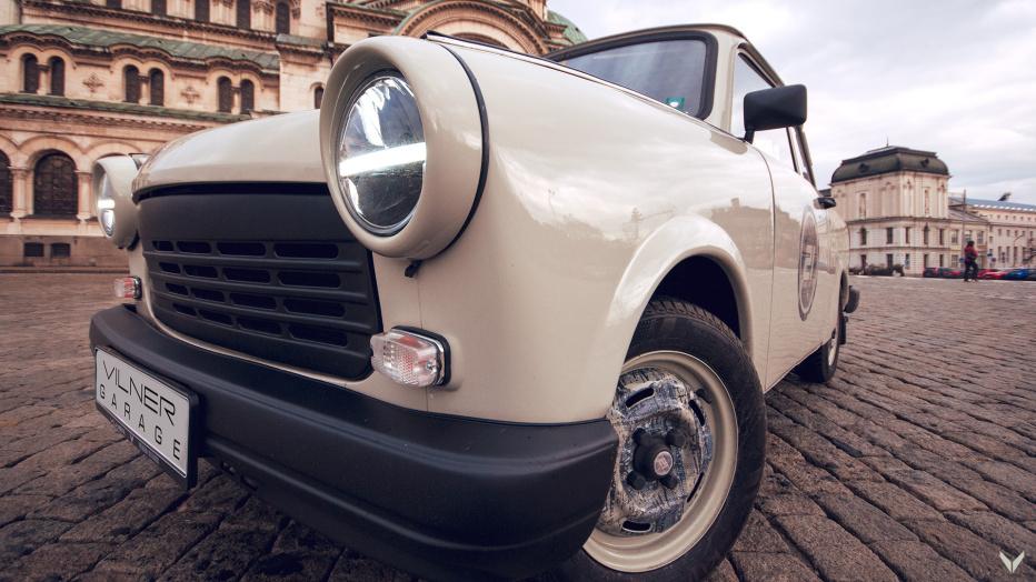 Trabant 601 by Vilner