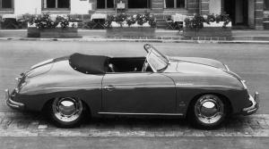 Porsche Type 356 Speedster, 1955
