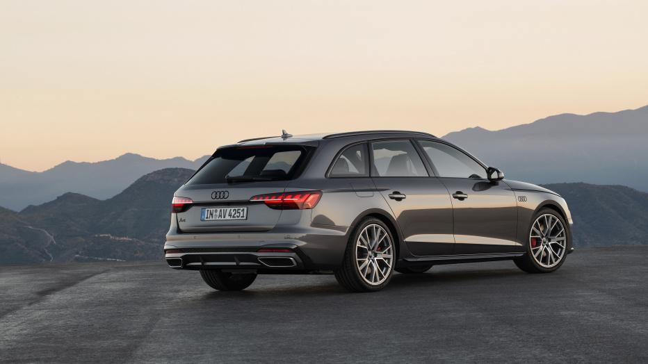 Audi A4 Avant (9)