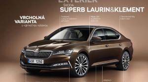 Škoda Superb Laurin & Klement