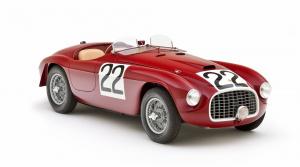 Ferrari 166MM Víťaz Mille Miglia a Le Mans