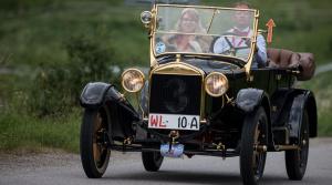 Najstarší automobil bol Ford T z roku 1924