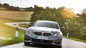 Prvá jazda - BMW 330e (2027)