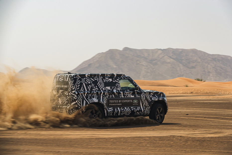 Land Rover Defender 2019 (13)