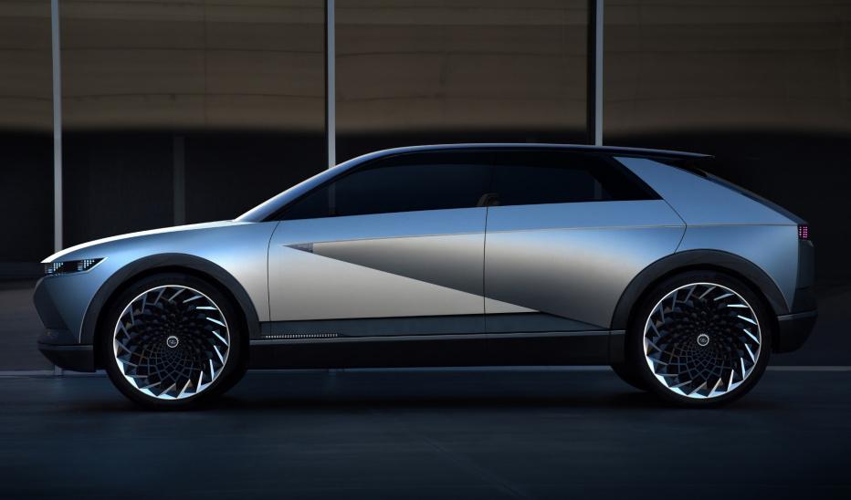 Hyundai 45 EV Concept (4)