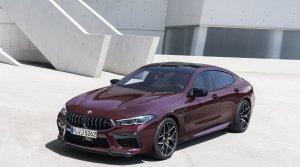 BMW M8 Competition Gran Coupé (6)