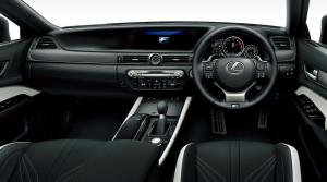 Lexus GS F (2)