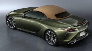 Lexus LC Convertible (3)