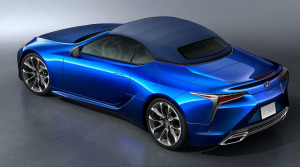 Lexus LC Convertible (8)