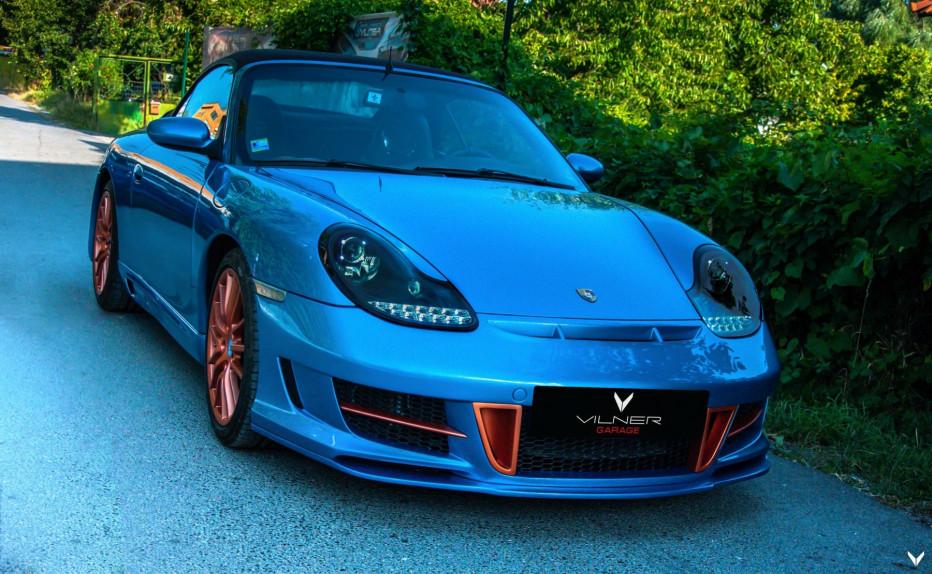 Porsche 911 Cabrio by Vilner (17)