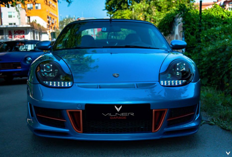 Porsche 911 Cabrio by Vilner (18)